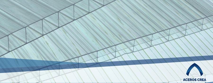 Lámina de policarbonato celular