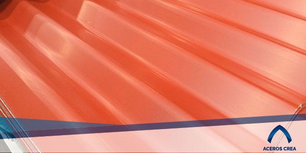 Acero pintro en una variedad de colores para fabricación especial