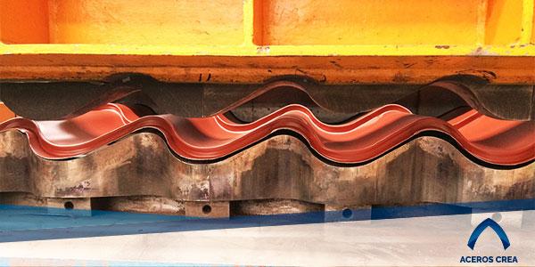 fabricación de la galvateja
