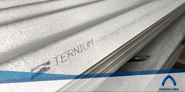 Perfil acanalado Ternium