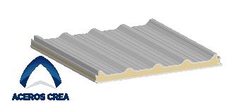 Estructura del panel Multitecho