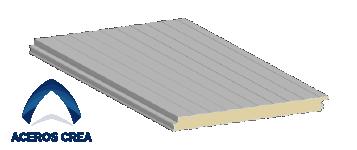 Estructura del panel superwall