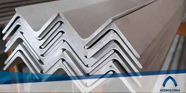 ¿Qué es el ángulo de acero?