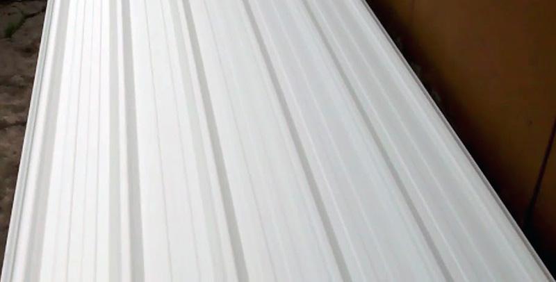 Precio lámina de PVC unicapa