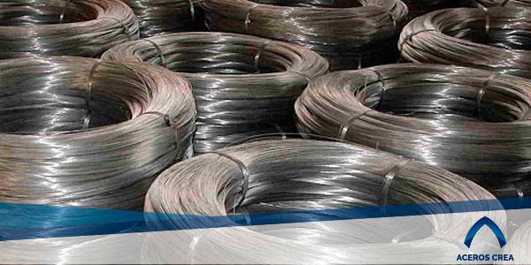 distribución a todo México de alambre galvanizado