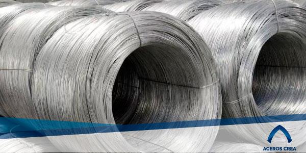 precio de los rollos de alambre galvanizado